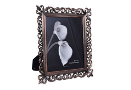 MDF Photo Frame Dark Antique Copper